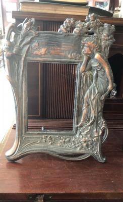 Art Nouveau Period Picture Frame
